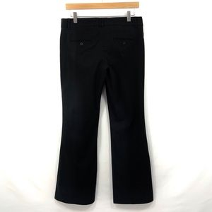 EXPRESS Dress Pants The Editor Fit Black 6 Reg E14